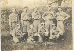Well look what i found in the archives. Broad Book's baseball team circa year unknown.